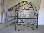 Stainless Steel Airboat Cages